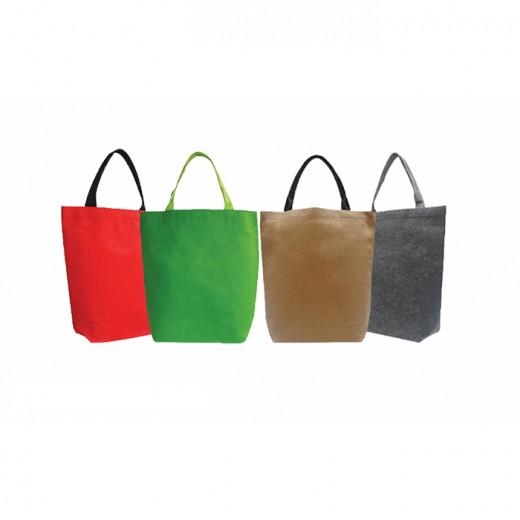 Color Felt Carrier Bag