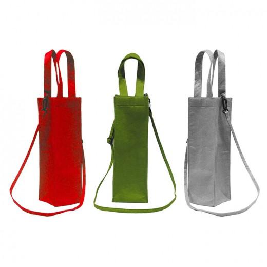 Felt Bottle Bag