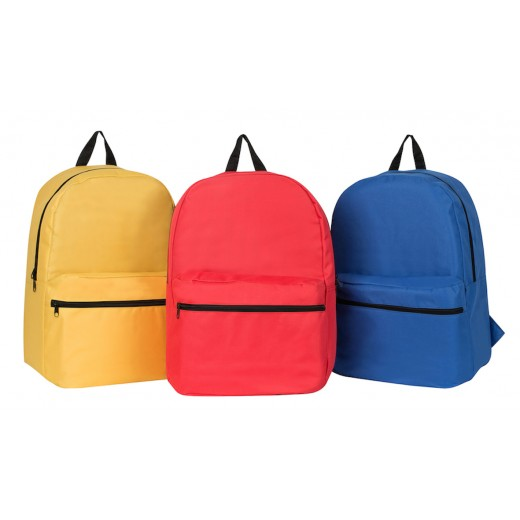 Colour Backpack Bag