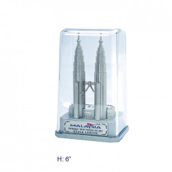 """6"""" KLCC with Cover"""
