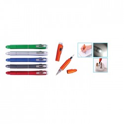 Multi tool Color Ballpoint with Torchlight&Screwdriver