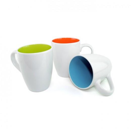 Dual Color Ceramic Mug