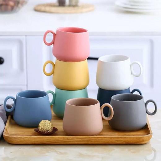 Macaroon Matt Ceramic Mug