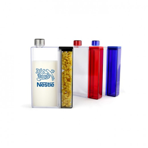 Double Decker A5 Memo Bottle - 350ml