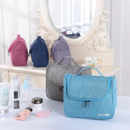 B119 Polyester Toiletries Bag