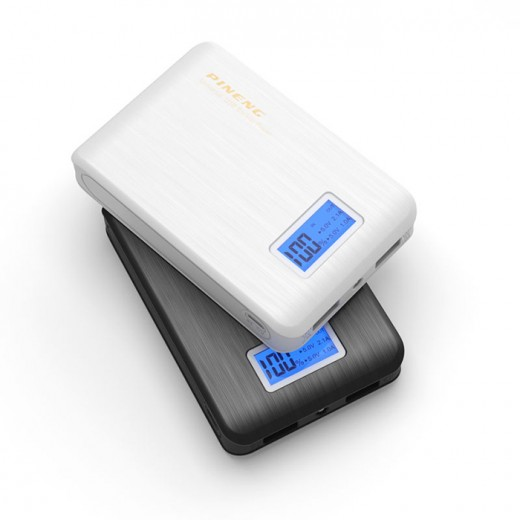 Pineng PN 966 Portable Charger Power Bank-10,000mAh