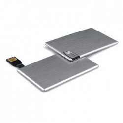 Aluminium Card USB Flash Drive