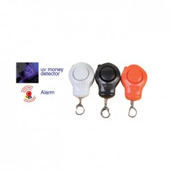 Personal Alarm with UV Detector