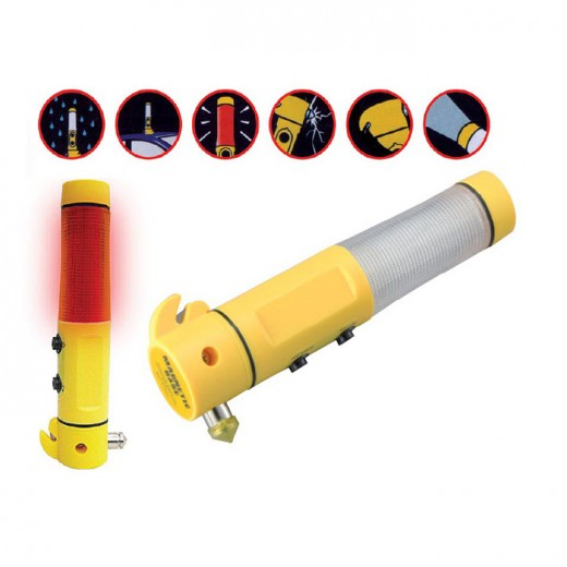 LED Flashlight Auto-Used