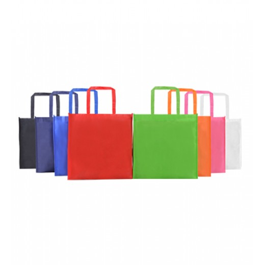 Colorful Non-Woven Carrier Bag-1