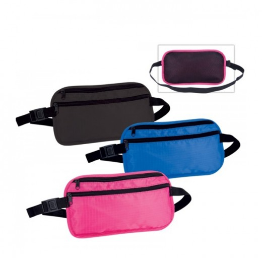 Waist Bag with Black Strap