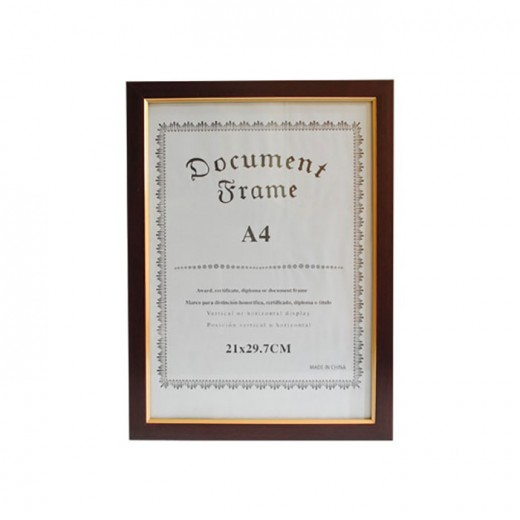A4 Document Photo Frame
