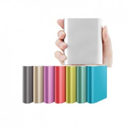Mi Portable Charger Metal Power Bank-10400mAh