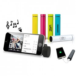 3 in 1 Portable Charger Power Bank - 4000mAh