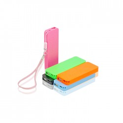 Ultra Polmer Portable Charger Power Bank-2600mAh