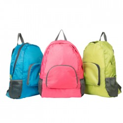 Colorful Fordable Backpack