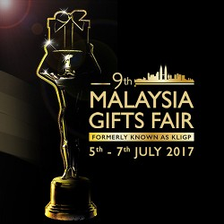 ForeverGifts in Malaysia Gifts Fair on 5th - 7th July 2017