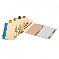 Eco Notepads with Pen