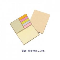 Flip Book Style Mini Eco Note