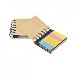 Mini Notes with Post it Notes