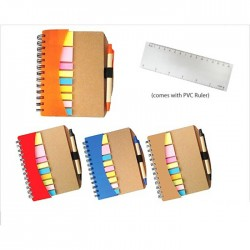 Piano Notepad with Pen