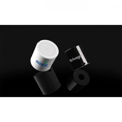 4 in 1 Smart Box Mini Round Bluetooth Speaker
